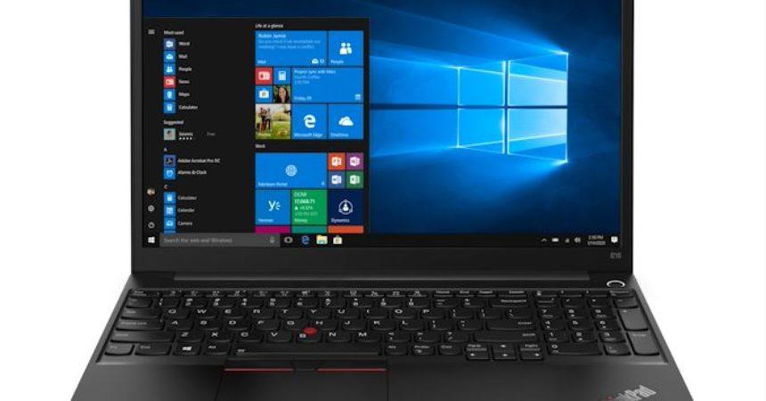 Lenovo ThinkPad ryzen 4000