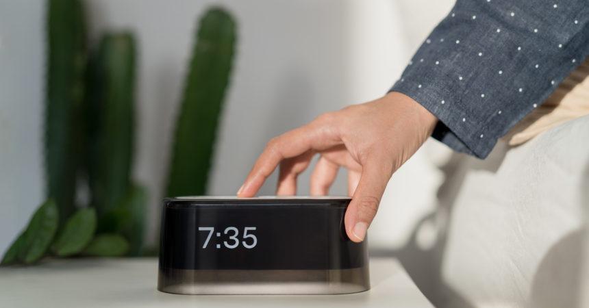 Loftie alarm clock