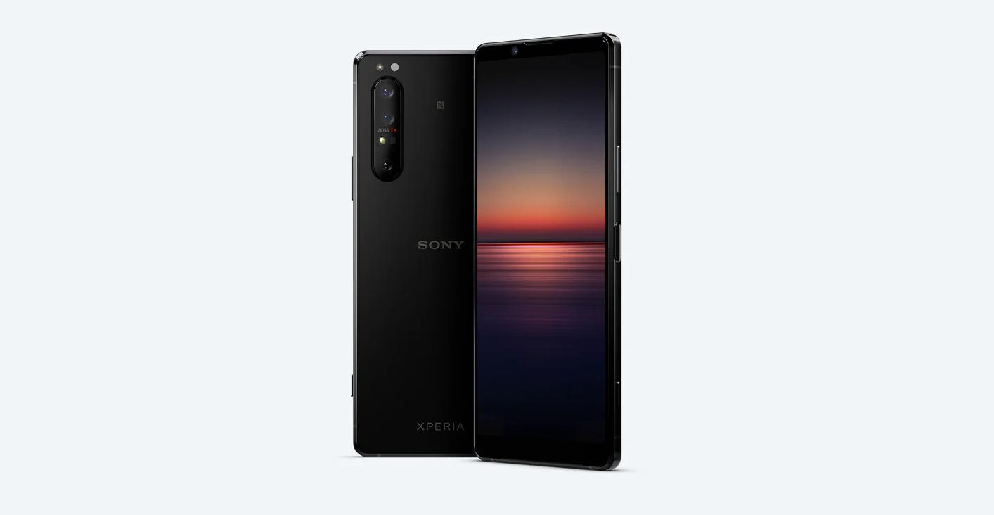 Sony Xperia 1 II beauty shot