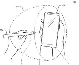google patent for pixel range