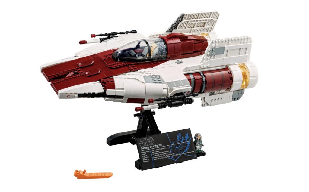 starwars lego toys