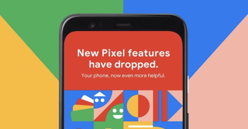 Google Pixel Drop June 2020