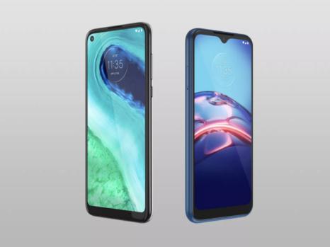 Moto E and Moto G Fast by Motorola