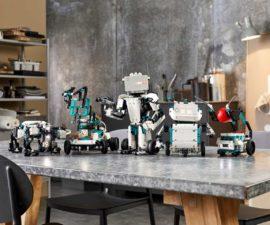 lego Robot Inventor mindstorms kit 2020