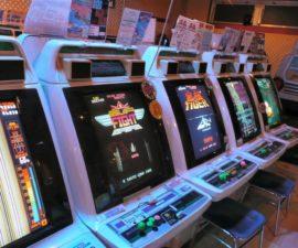 sega arcades